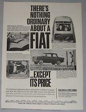 1964 Fiat Original advert
