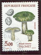 TIMBRE FRANCE OBLITERE N° 2491 CHAMPIGNON PALOMET / Photo non contractuelle