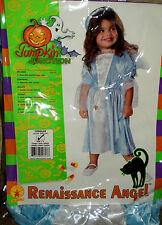 NIP Rubies Girls Halloween Christmas Renaissance Angel 2pc Costume Toddler 2 4
