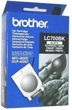 Brother lc700 LC 700 c m y BK Farbset mfc-4820 original