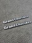 1993-1998 Jeep Grand Cherokee Oem Side Emblems Badge Chrome Fender Both Oem Logo