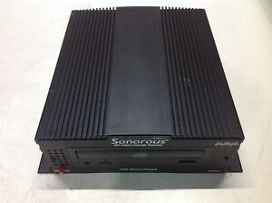 SONOROUS SON-64T MP3 Digital Message Repeater (System model 1)