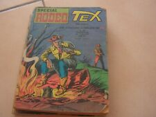bd   tex special rodeo      n  45   album        (   bdm    emeraude 1700)