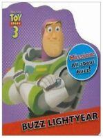 "Very Good, Disney Board Book - ""Toy Story 3"": Buzz (Disney Toy Story 3), , Book"