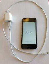Apple iPod touch 5th Generation Black (32 GB) with bundled case and charger