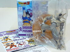 Unifive 2004 Dragonball Z Posing Figure Part 6 Cooler Mono Color Action Figure