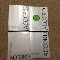NEW 2008 2009 2010 Honda Accord V6 Shop Manual Set OEM Original Repair Service