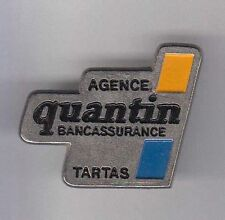 RARE PINS PIN'S .. BANQUE ASSURANCES GAN FRANCE TARTAS  ~A3
