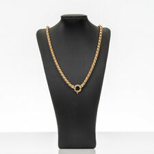 10ct Yellow Gold Necklace By Michael Hill - Retail: $2499 - 46cm