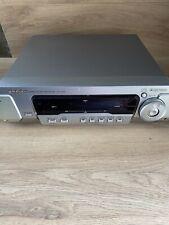 More details for technics sh-dv290 stereo sound tuner processor for sa-dv290 tested silver