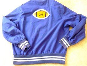 2000 Walter PAYTON Tribute Jacket - CHICAGO BEARS - Maus & Hoffman - RARE