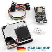 Feinstaub-Sensor Selber Bauen Kit SDS011 Dust Nova Fitness NodeMCU Luftdaten