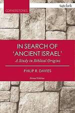 In Search of 'Ancient Israel' (T&T Clark Cornerstones) (Paperback), by Davies