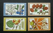 Germany Forest Fruits 1979 Plant Flower Flora Food (stamp) MNH