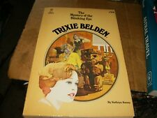 Trixie Belden Softcover Book#12 by Kathryn Kenny,Good-Shape,1980.