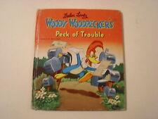 Walter Lantz Woody Woodpecker's Peck of Trouble, Whitman Tell-a-Tale, 1951