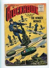 Blackhawk #107 Good Reader Action Packed Cover