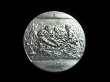 Table Medal Ukrainian Society of Hunters and Fishermen Dog