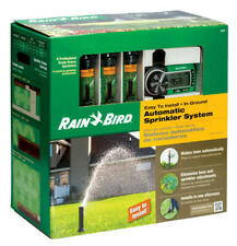 New listing Automatic Lawn Yard Grass Garden Irrigation Watering Spray Sprinkler System Kit