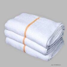 24 New Gold Stripe Premium Grade Bar Mop Mops Restaurant Cleaning Towel 34oz