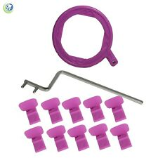 X Ray Film Xcp Positioning Posterior Aiming Ring Kit 2 Arms 2 Rings 10 Blocks