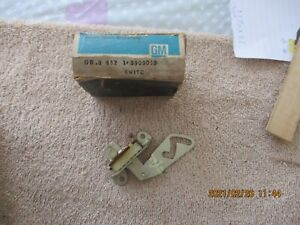NOS 1968 CHEVROLET NOVA, CHEVY 2 NON AIR CONDITIONING HEATER SWITCH-3909015