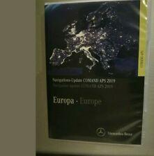 """Mercedes Navigation DVD Comand APS NTG- 2.5!Europa 2019""""Zitrusgelb""""A2198272700"""