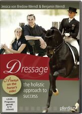 DVD DRESSAGE THE HOLISTIC APPROACH TO SUCCESS Always on the horse's side!