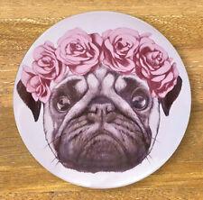 Pug Dog Pocket / Compact Handbag Mirror, Gifts for Dog Lovers  Stocking filler