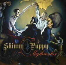 SKINNY PUPPY MYTHMAKER NEW/SEALED CD electro-industrial NEW STOCK EBM UK