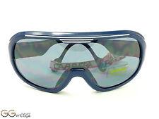 Carrera 5529 Blue sci Shades Goggles men OCCHIALI VINTAGE unworn originale packing