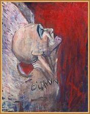 Tala Madani Oil Canvas COA Artist-Signed Original