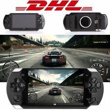 6-in-1 X6 PSP 8G 64 Bit Handheld Spielkonsole Spieler 1000 Spiele mp4 Mit Kamera