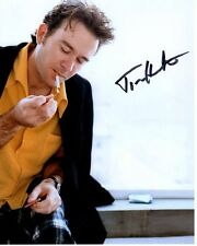 TIMOTHY HUTTON signed autographed SMOKING photo