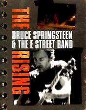 BRUCE SPRINGSTEEN 2002 THE RISING TOUR CONCERT PROGRAM BOOK / NMT 2 MINT