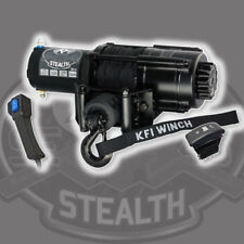KFI utv SE45 Stealth Winch with mount kit Kubota RTV-X1100C 2018