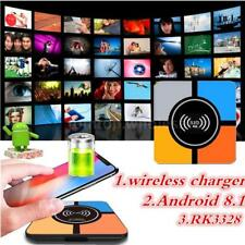 S10 Plus Smart Android 8.1.0 TV Box RK3328 Quad Core 64 Bit H.265 4GB 32GB Media