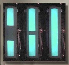 3 6E2 ~EM84 EM87 magisches Band Auge Vumeter VU Meter Aussteueranzeige vintage