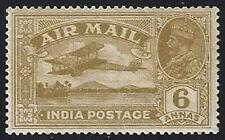 1929 India Air Mail MNH SG n. 223a £ 250,00