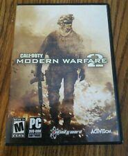 Call of Duty: Modern Warfare 2 (Computer PC, 2009)
