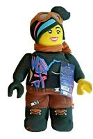 "The LEGO Movie 2 Plush LUCY (WildStyle WyldStyle) 12"" Stuffed Doll Toy NWT"
