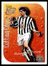 Futera Newcastle United Fans' Selection 1999 - Pistone (Cutting Edge) #4
