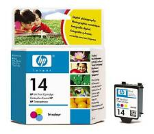 HP N14 C5010DE OFFICEJETD125XI-D135-D145-7110-7130-7140 COLOR ORIGINALE SCAD2008