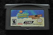 SpongeBob SquarePants Revenge Of The Flying Dutchman Gameboy Advance