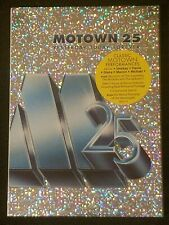 Motown 25 - Yesterday, Today, Forever (3-DVD set, 2014)