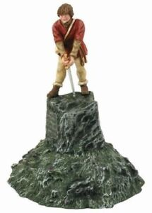 BRITAINS MEDIEVAL KNIGHTS 41135 ARTHUR PULLING SWORD FROM THE STONE MIB