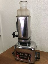 Commercial Vita Mix 3600 + Plus Juicer Mixer Food Processor