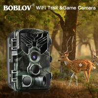 20MP Wireless Wifi APP Hunting Camera Night Vision 1080P APP Remote Waterproof@