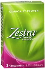 Zestra Essential Arousal Oils 3 Each (Pack of 9)