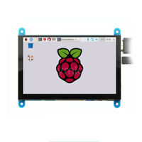 """New 5"""" USB HDMI LCD Display Capacitive Touch Screen For Win10 Raspberry Pi"""